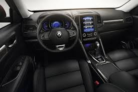 renault koleos 2015 interior new renault koleos ii spy shots exclusive images and official