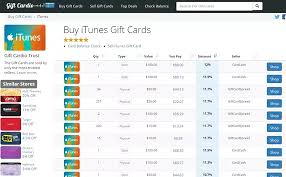 can i buy itunes gift cards for the us store in india quora