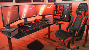 Computer Set Ups by Top 10 Best U0026 Most Expensive Youtuber Gaming Setups Youtube