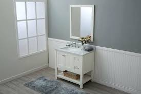 Bathroom Furniture White Shaker Bathroom Furniture Cabinet White Cabinets On A Budget