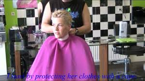 theo knoop new hair today i want a exstreme short platinum blond female summer hairstyle