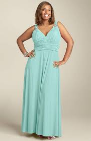 plus size semi formal dresses for big women