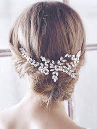 bridesmaid hair accessories missgrace bridal and headband wedding