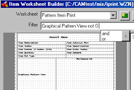 item worksheets fabrication products autodesk knowledge network