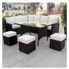 Rattan Garden Furniture Sofa Sets Rattan Garden Furniture Abreo