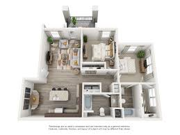 Floor Plan Of An Apartment Autumn Wood Luxury Apartments Luxury Living Murfreesboro