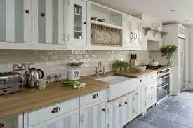 White Brick Backsplash  Stunning Kitchens With Brick Backsplash - White brick backsplash