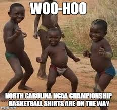 Unc Basketball Meme - 40 foot cargo containers are inbound imgflip