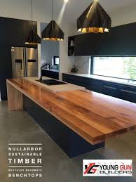 Timber Kitchen Designs Best 10 Island Bench Ideas On Pinterest Contemporary Kitchen