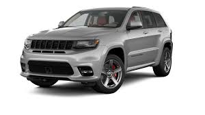 silver jeep grand cherokee jeep grand cherokee srt ultimate performance suv