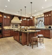 Traditional Kitchens Designs 90 Best Cherry Color Kitchens Images On Pinterest Cherry Kitchen