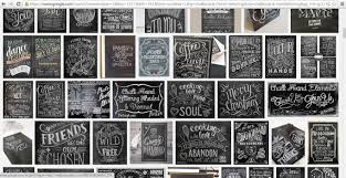 diy chalkboard hand lettering decal tutorial bless er house