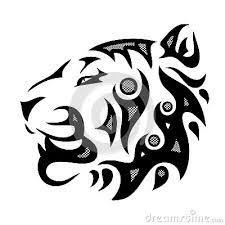 tribal tiger symbol google search tattoo pinterest tribal