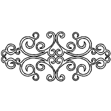 Kitchen Stencil Designs by Catchy Collections Of Scroll Stencil Designs Folkart Scroll