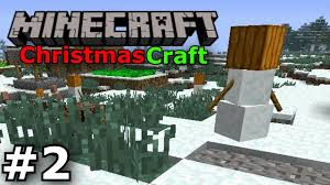 minecraft christmascraft mod episode 2