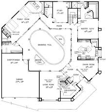 florida house plans with pool best 25 mediterranean house plans ideas on