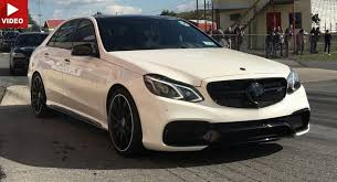 mercedes hp 750 hp mercedes e63 amg proves it is a 10 second car