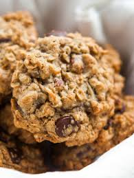 thanksgiving cookies recipe best oatmeal chocolate chip cookies recipe simplyrecipes com