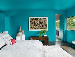 Bedroom Paint Ideas Whats Your Color Personality Freshomecom - Blue color bedroom ideas