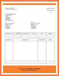 7 medical bill template word simple cash bill