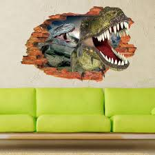 Dinosaur Home Decor by 5d Home Decor Pvc Wall Sticker 5d Home Decor Pvc Wall Sticker