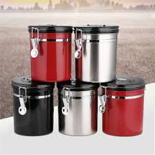 storage canisters kitchen 1 5l 500g new tea coffee sugar kitchen storage canisters jars pot