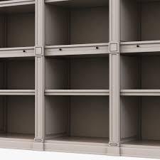 bookshelves metal inspirations wood and metal bookshelf restoration hardware