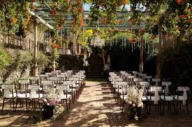 garden wedding venues nj wedding photo in an outdoor wedding venue in nj il tulipano piazza