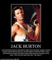 Big Trouble In Little China Meme - posts similar to jack burton big trouble in little china