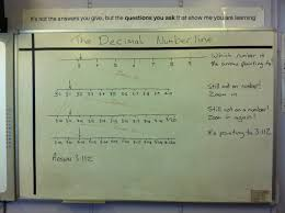 decimal line zooming u2013 great maths teaching ideas