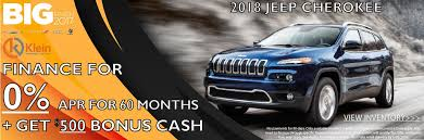 jeep chrysler klein chrysler dodge jeep ram inc cdjr auto dealer in