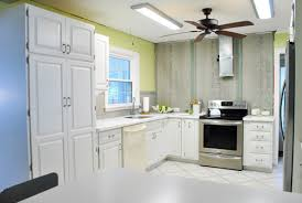 Paint Over Kitchen Cabinets How To Paint Kitchen Cabinets Step By Step With Video