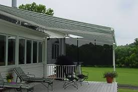 Roof Mounted Retractable Awning Roof Awning