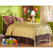 Girls Iron Beds by Whitney Iron Bed By Wesley Allen Humble Abode