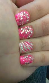 Rhinestone Nail Design Ideas 129 Best Nail Art Images On Pinterest Coffin Nails Make Up And