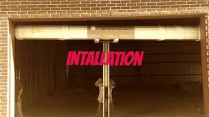 Olympia Overhead Doors by Comercial Garage Doors Intallation Youtube