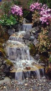 Waterfall Design Ideas Pondless Waterfalls A Unique Element To Any Backyard Get A Way