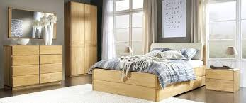 chambre bois lit en bois massif chambre a coucher bois massif lit bois massif