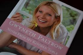 COMFORT BITES BLOG Review Of Notes From My Kitchen Table By - Gwyneth paltrow notes from my kitchen table