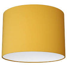 Ceiling Lamp Shades Plain Bright Coloured Lampshade 25 Colours By Quirk