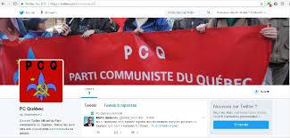 si e parti communiste parti communiste du québec pcq