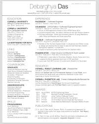 Example Of A One Page Resume by Github Deedy Deedy Resume A One Page Two Asymmetric Column