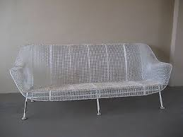 Vintage Woodard Patio Furniture by 65 Best Woodard Sculptura Wire Chairs Images On Pinterest Mid