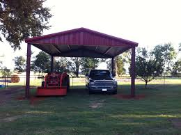 Open Carport by How To Build An All Metal Carport From Start To Finish Youtube