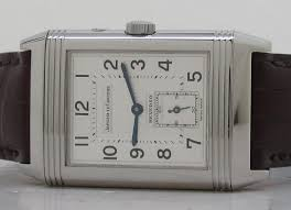 jaeger lecoultre ref 270 840 544 steel manual day night reverso