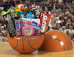 basketball gift basket basketball gift baskets by candy baskets
