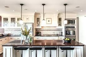 Kitchen Islands Lighting Tremendeous Hanging Pendant Lights Kitchen Island On