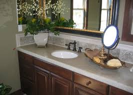 ideas for bathroom countertops bathroom countertop decorating ideas and cozy and cozy