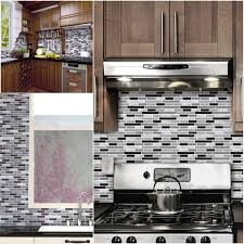 removable kitchen backsplash sale 1 self adhesive wall tile stickers 3d wall sticker