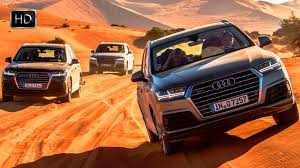 all audi q7 all 2016 audi q7 luxury suv test drive in africa hd